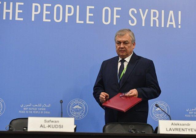 俄總統敘問題特使:美缺席不影響敘問題阿斯塔納和談進程