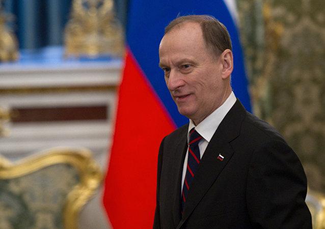 俄聯邦安全會議秘書帕特魯捨夫
