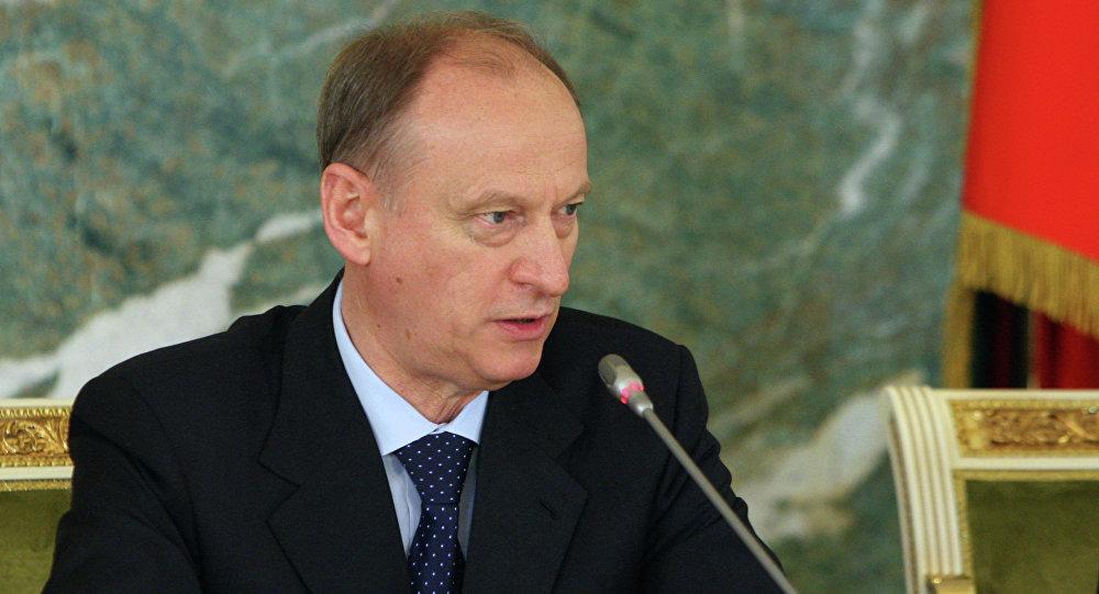 必威体育安全会议秘书帕特鲁舍夫