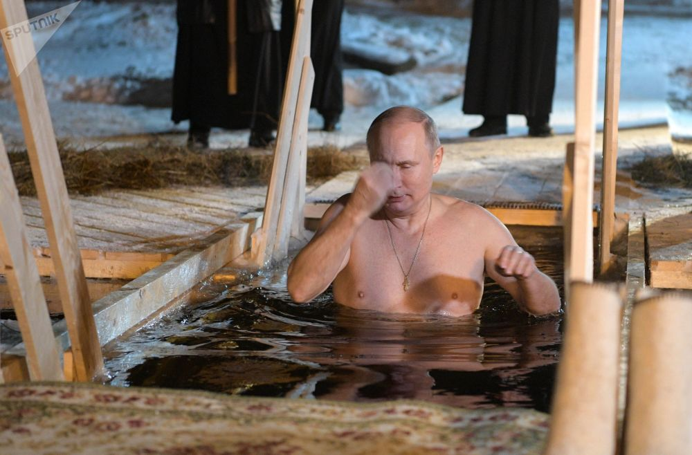 俄罗斯卫星通讯社1月最佳图片