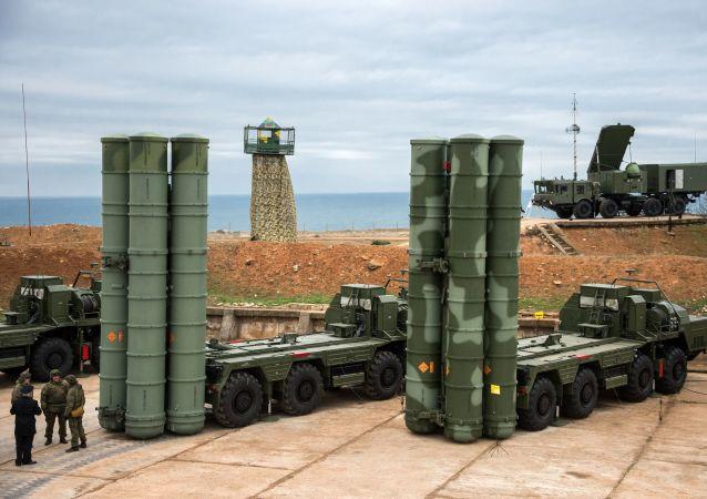 土耳其将向俄派遣约100名军人进行操作S-400系统的培训