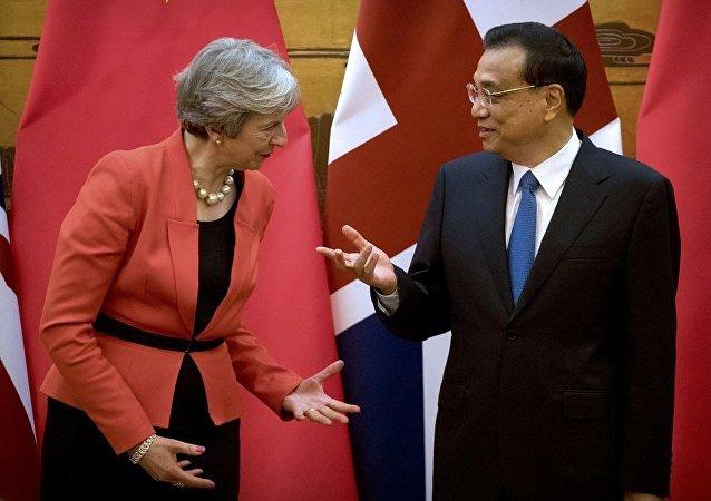 專家:英國脫歐背景下英將積極支持「一帶一路」倡議