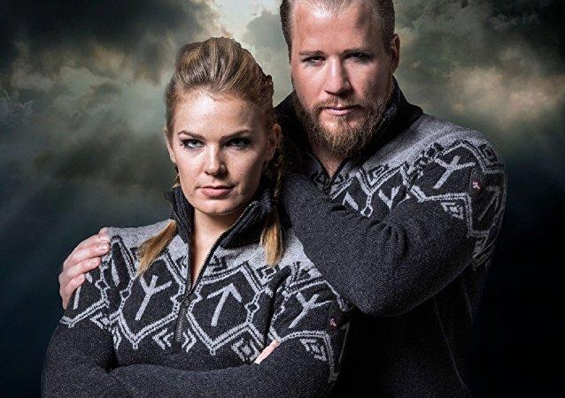 挪威國家隊的針織套衫上出現納粹武裝黨衛軍標誌