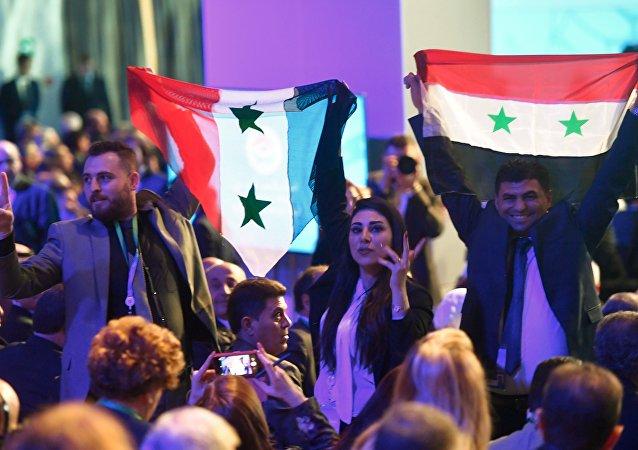 俄副外长:叙利亚宪法委员会构成大体上已确定