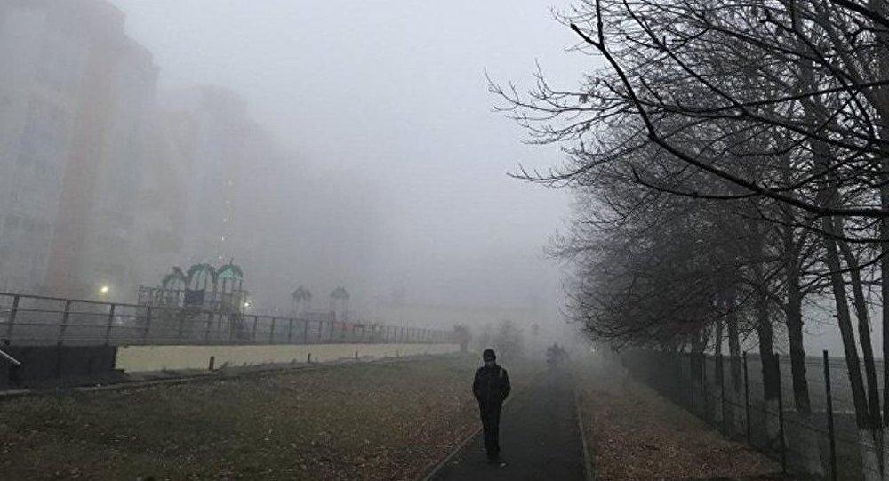 雾霾(资料图片)
