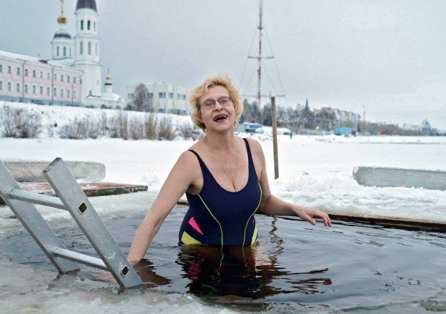 俄羅斯退休人