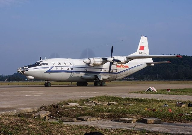 本週發生的中國空軍空難造成12人死亡