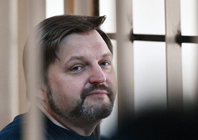 前州长别雷赫因腐败被判处8年监禁