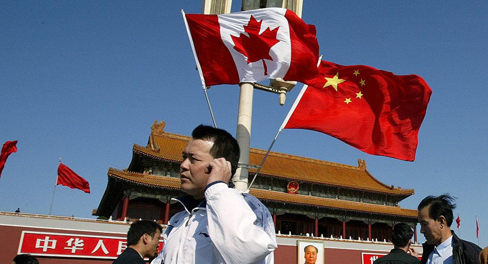 中國大使稱對加拿大人在中國被捕的反應是採取雙重標準