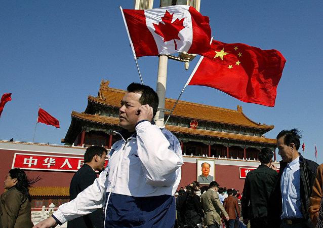 中国大使称对加拿大人在中国被捕的反应是采取双重标准