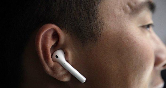 Apple AirPods耳机