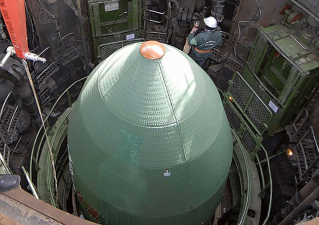 发射核弹头