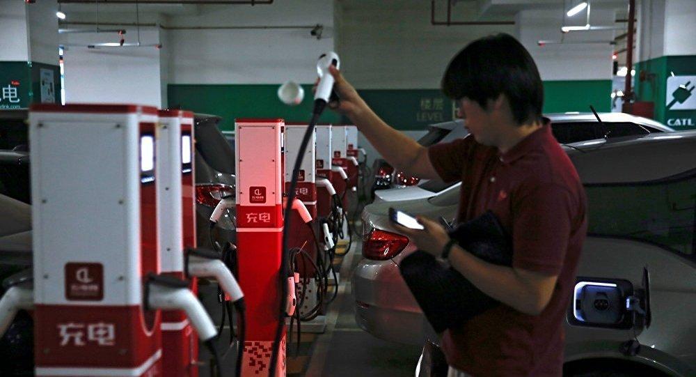 俄羅斯對中國電動汽車技術感興趣
