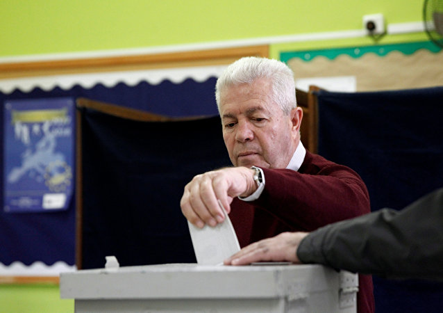 塞浦路斯总统大选