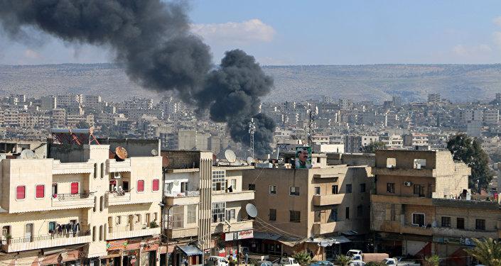 土總參謀部:土耳其空軍摧毀敘利亞阿夫林地區的19個目標