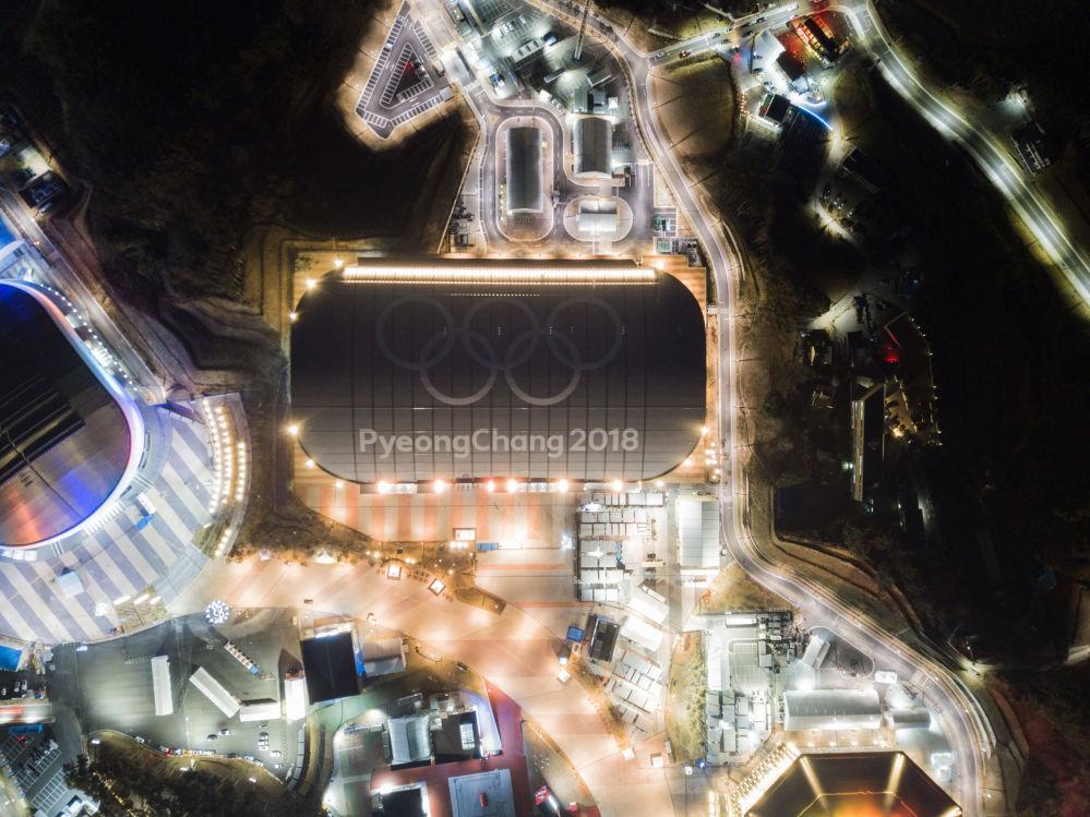 江陵奥运场馆
