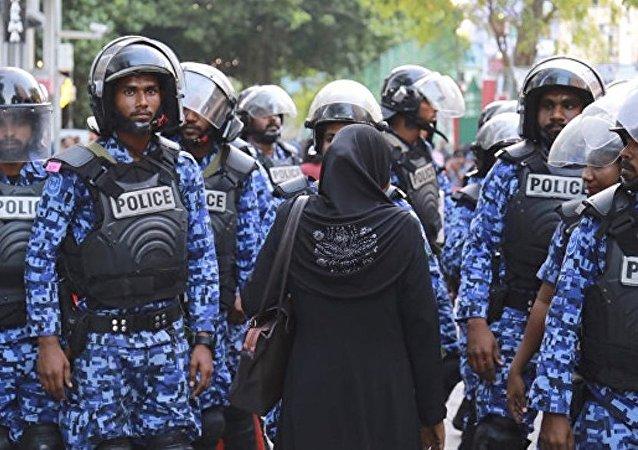 馬爾代夫總統宣佈全國進入緊急狀態