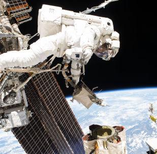 歐洲宇航員學漢語