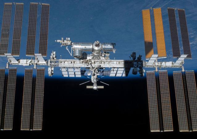 美國航空航天局:美國宇航員進入開放太空