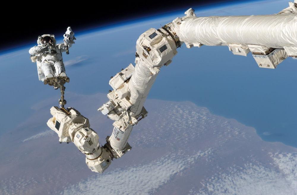 國際空間站照片合集