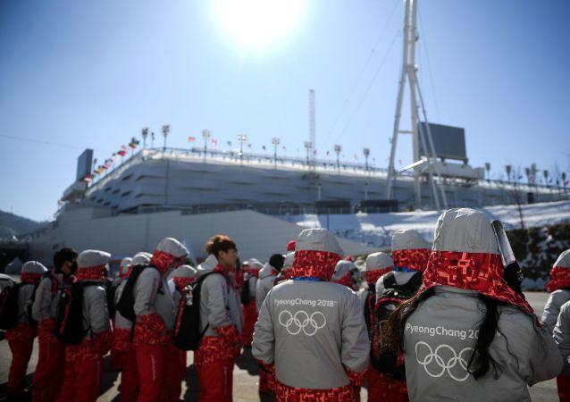 朝鮮體育相及200多名體育迷將啓程前往平昌