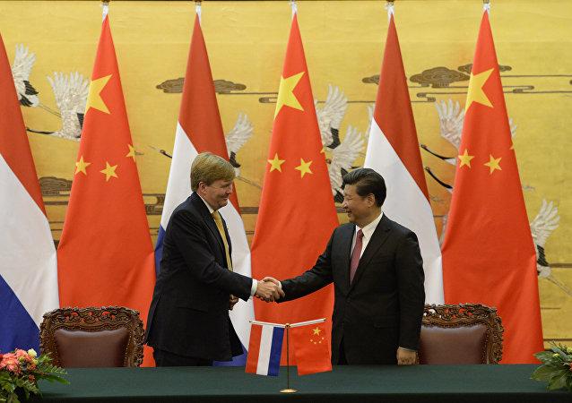 熊貓外交或把中國與荷蘭引上冰上絲綢之路