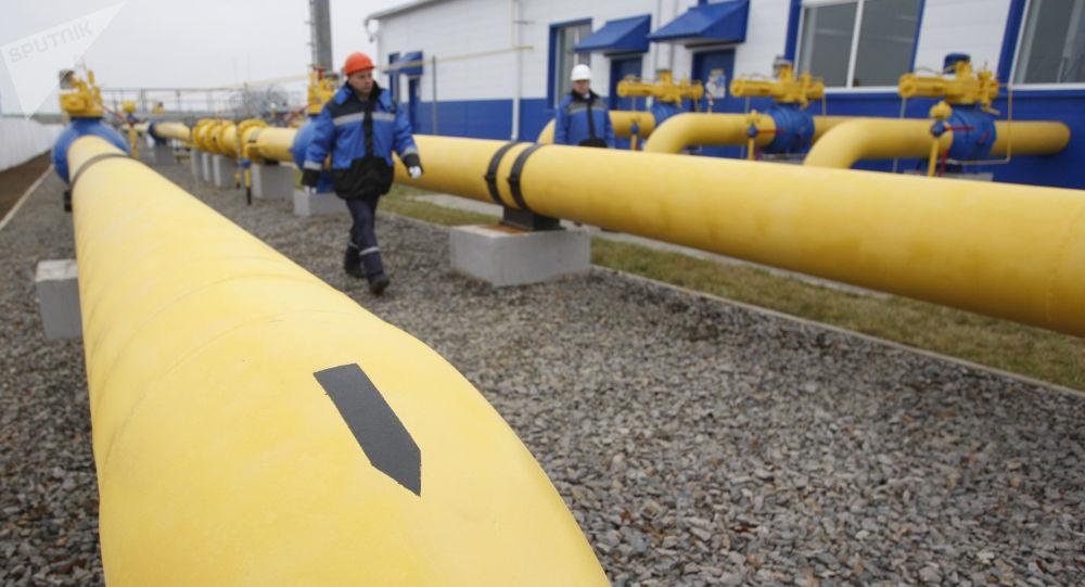 俄烏歐三方就2019年後俄經烏過境運輸天然氣數量交換看法
