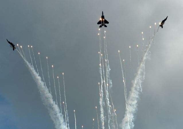 新加坡空軍戰鬥機