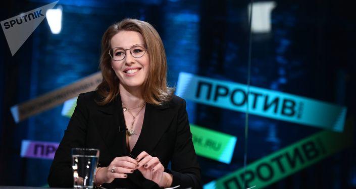 俄總統候選人索布恰克