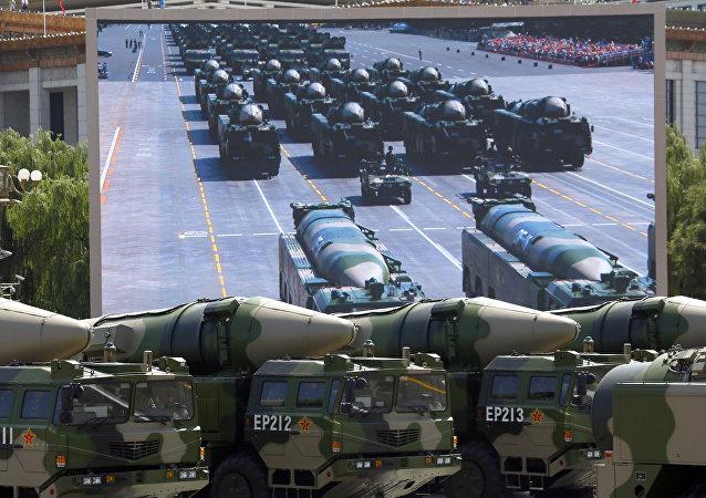 美国反导试验又失败而中国反导试验再成功