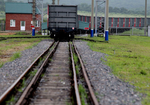 俄扩大对中国食品出口的铁路供应量