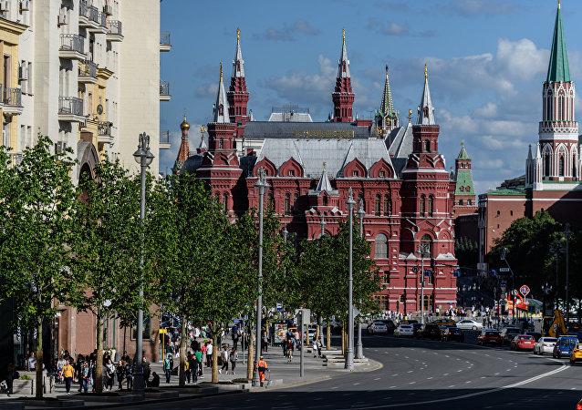 俄国家历史博物馆