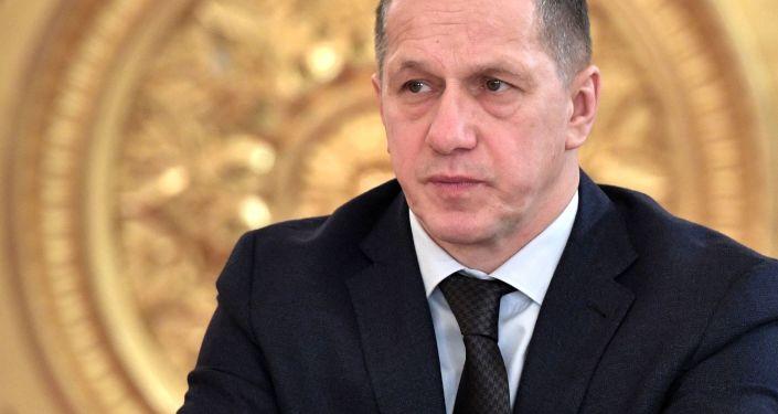 俄羅斯副總理兼總統駐遠東聯邦區全權代表特魯特涅夫
