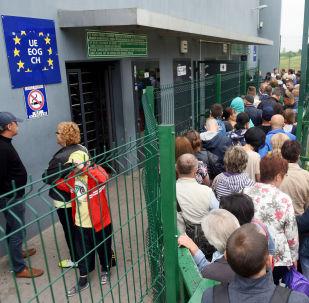 波兰国家银行预测每年将有20万至30万乌克兰劳工入境波兰