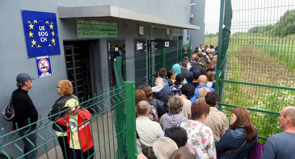 波蘭國家銀行預測每年將有20萬至30萬烏克蘭勞工入境波蘭