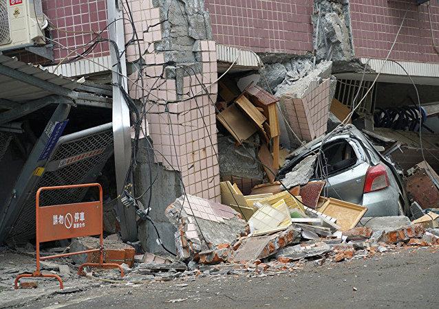 台灣花蓮地震