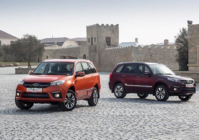 俄机构公布在俄最畅销中国汽车:力帆占领榜前三位