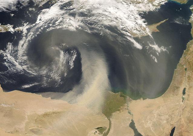 美国人匆忙就东南亚国家因海平面上升遭受洪涝灾害事宜得出结论