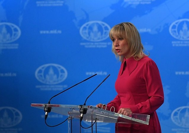 俄外交部:俄罗斯在与美国对话期间不会单方让步