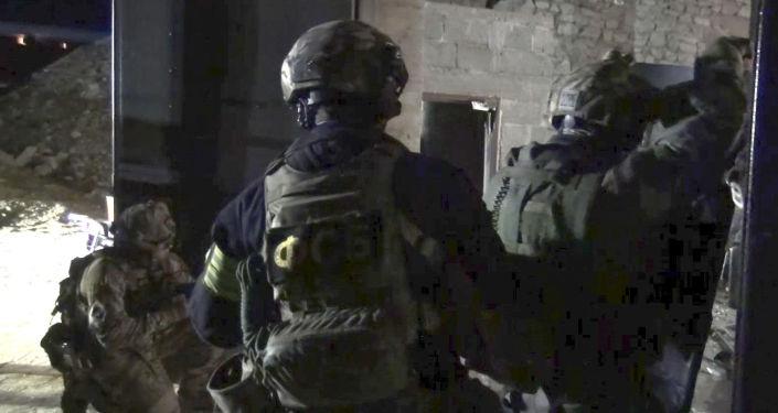 俄在克拉斯诺亚尔斯克逮捕11名恐怖分子招募者