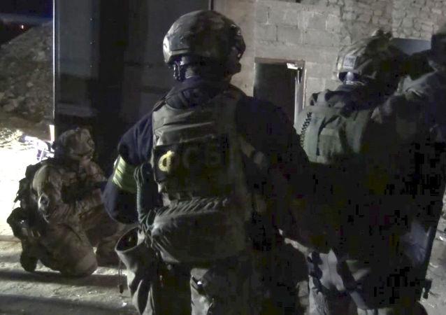 俄罗斯联邦安全局人员