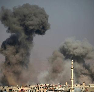 俄副外長:俄在以色列空襲敘利亞後呼籲各方避免衝突升級
