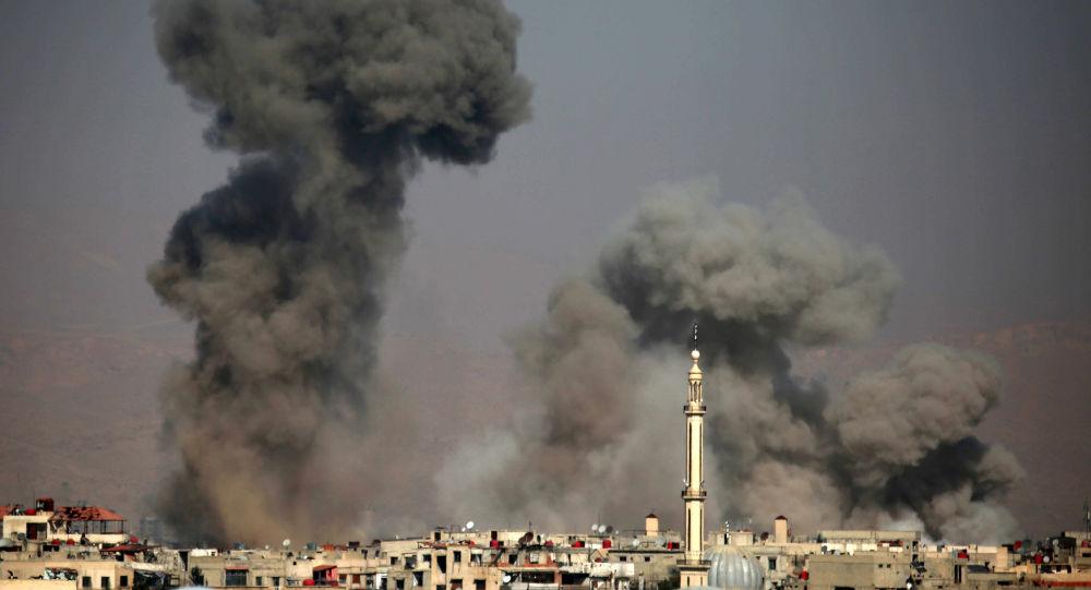 叙利亚 (资料图片)