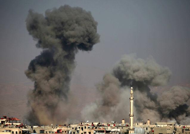 敘利亞 (資料圖片)