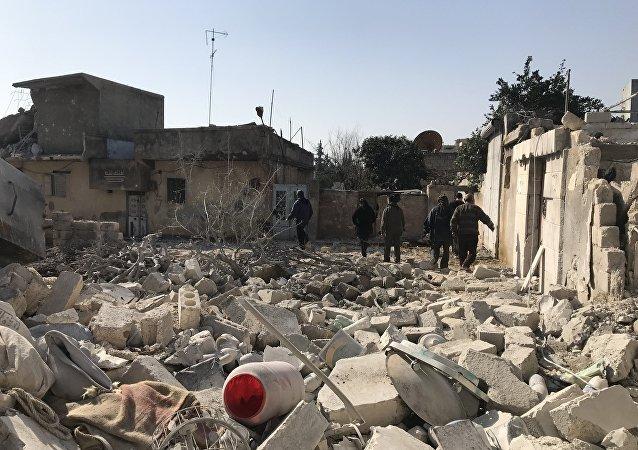 敘利亞阿夫林區