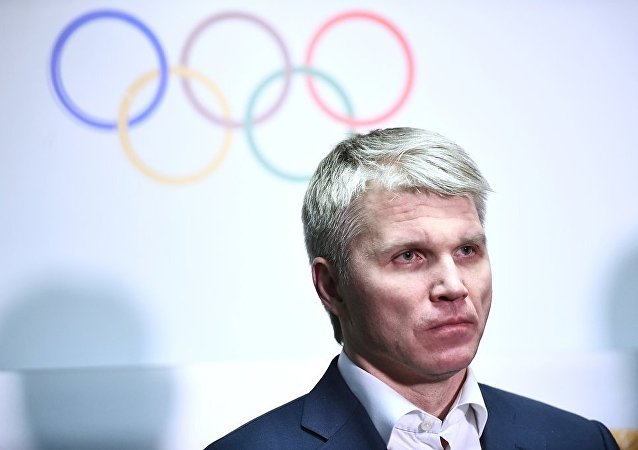 俄體育部長帕維爾·科羅布科夫