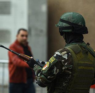 埃及軍隊人員