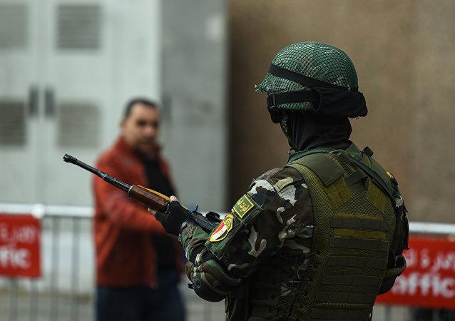 埃及军队人员