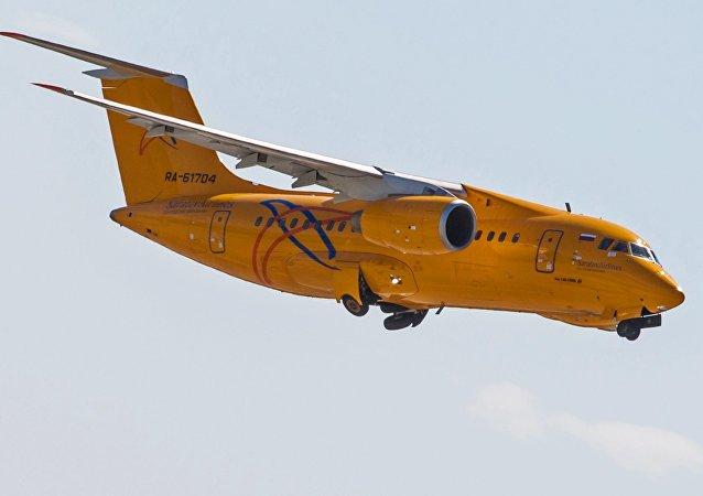 安-148客机