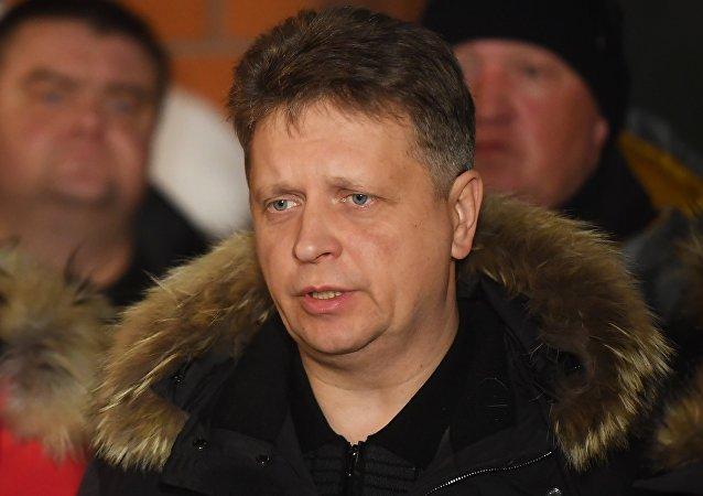 俄交通部长索科洛夫